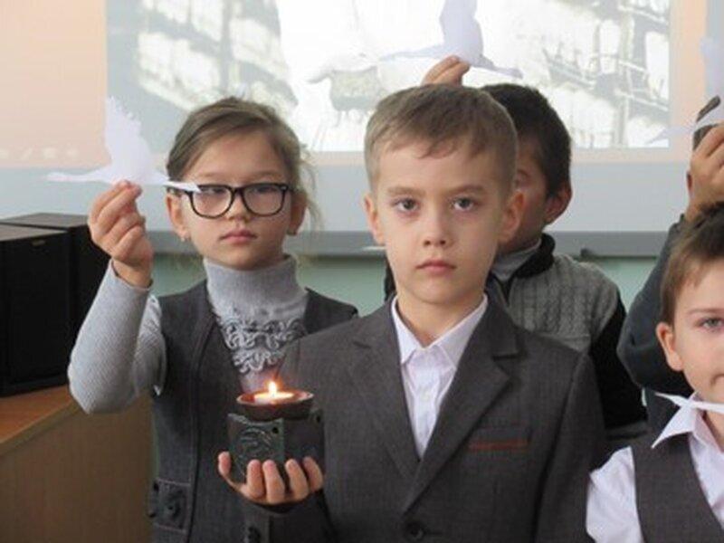 Снятие блокады Ленинграда 2020